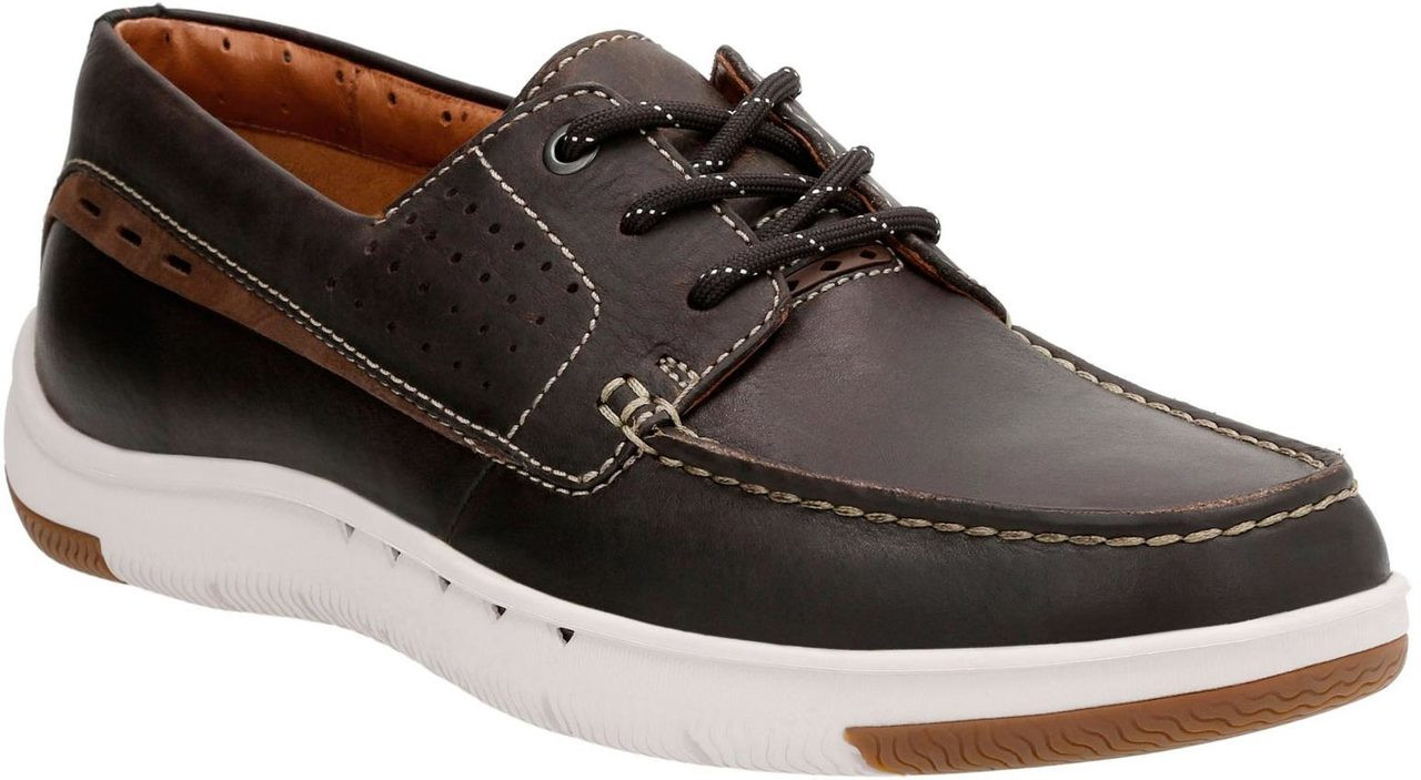 ... Clarks Unstructured Men's Un.Maslow Edge. Dark Brown
