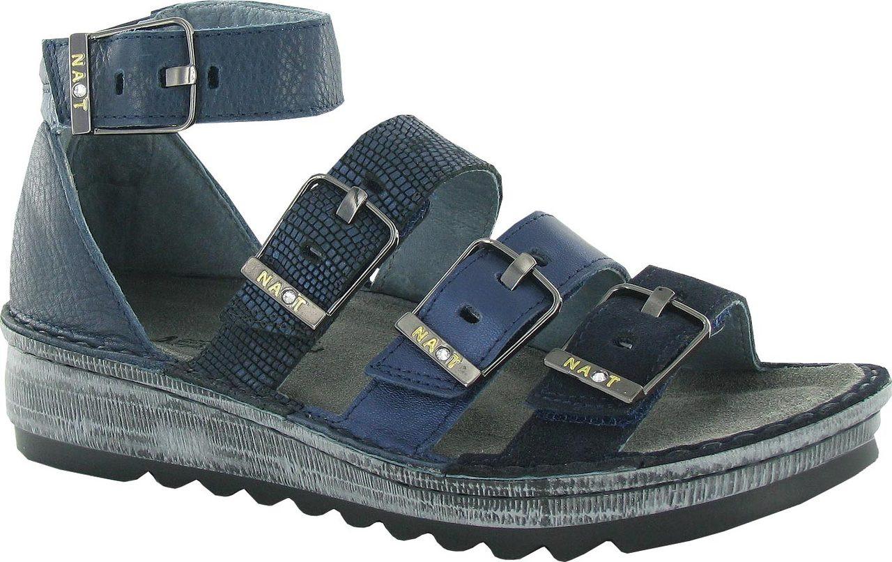 792c728d72de Home · Women s · Shop By Style · Sandals  Naot Begonia. Blue Velvet  Suede Polar Sea Navy Reptile Ink