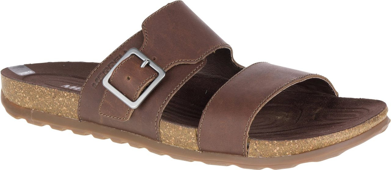 cff5abe05544 Merrell men downtown slide buckle free shipping free returns jpg 1280x558 Merrell  slides for men