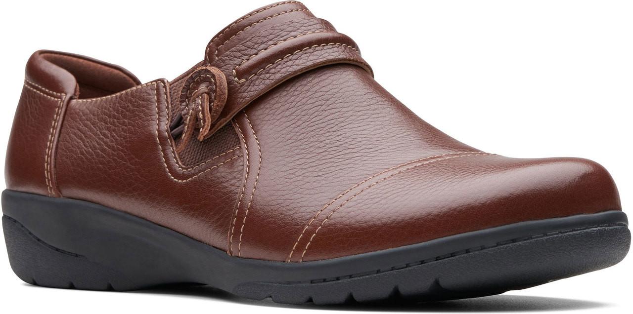 Tan Tumbled Leather