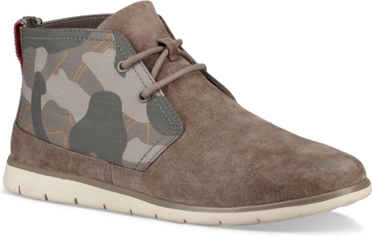 ... Boots; UGG Men's Freamon Camo. Brindle