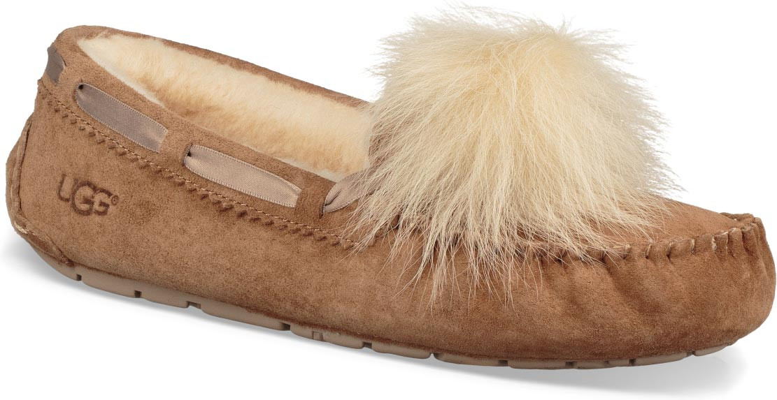 7b4cdc897f3 UGG Women s Dakota Pom Pom - FREE Shipping   FREE Returns - Women s ...