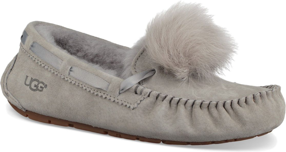 35110cd751d ... UGG Women s Dakota Pom Pom. Black · Black · Chestnut · Seal · Seashell  Pink