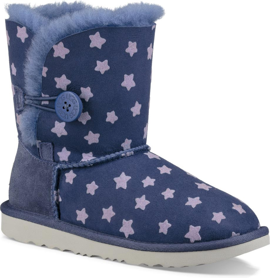 c59c6d28d99 UGG Kids Bailey Button II Stars