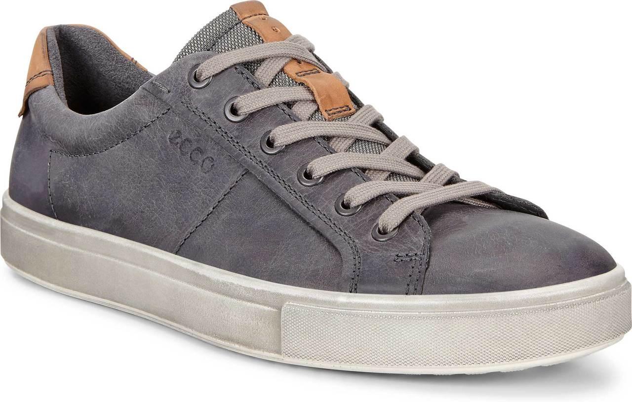 044937799a9f ... Sneakers   Athletic  ECCO Men s Kyle Street Tie. Navajo Brown · Navajo  Brown · Titanium with White Sole