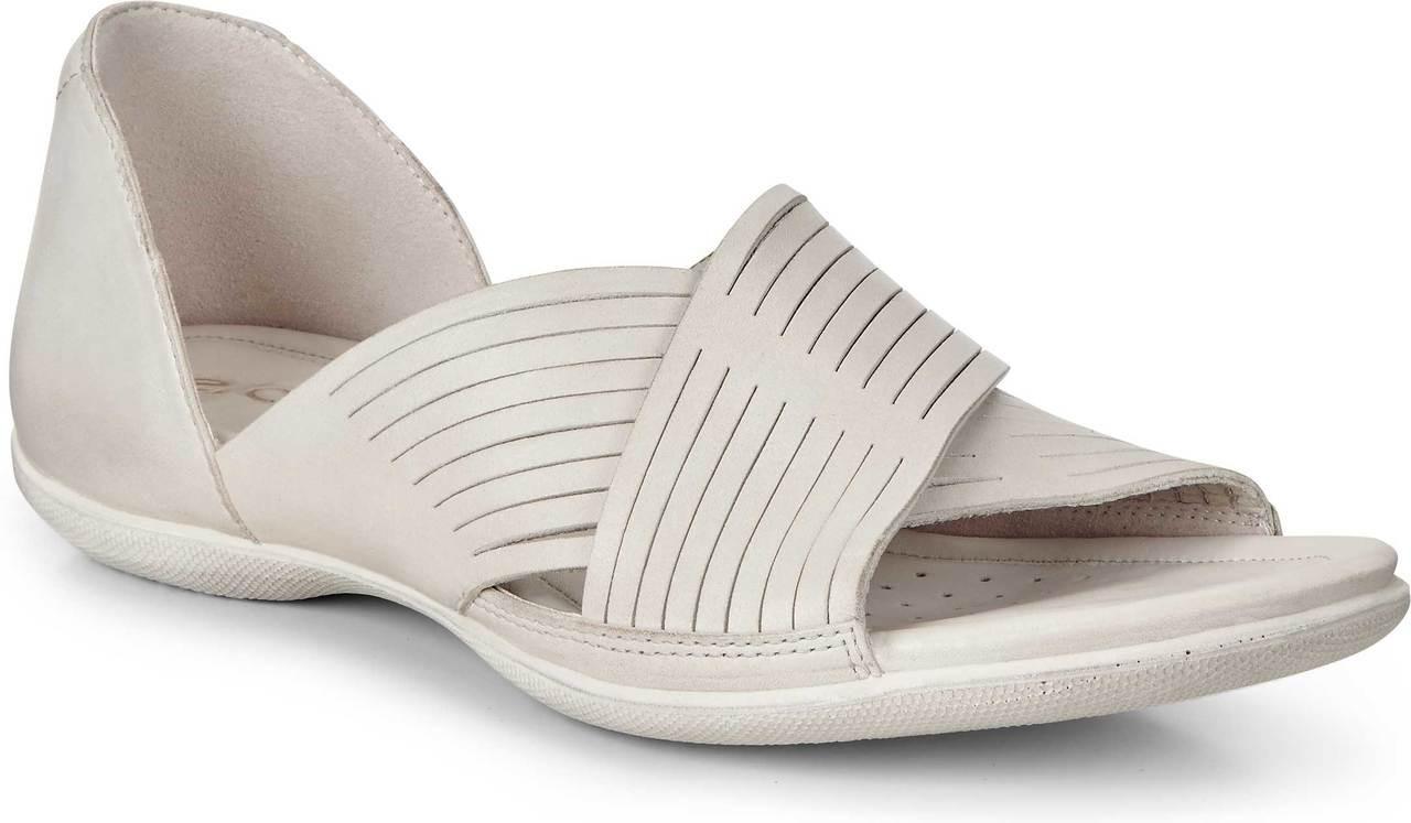 cb502fee68a ECCO Women s Flash Crisscross Sandal - FREE Shipping   FREE Returns ...