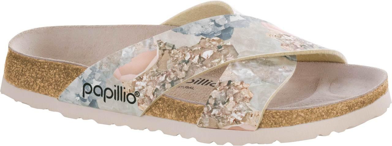 25694821efad ... Sandals  Birkenstock Women s Papillio Daytona Crystal. Crystal Rose  Birko-Flor