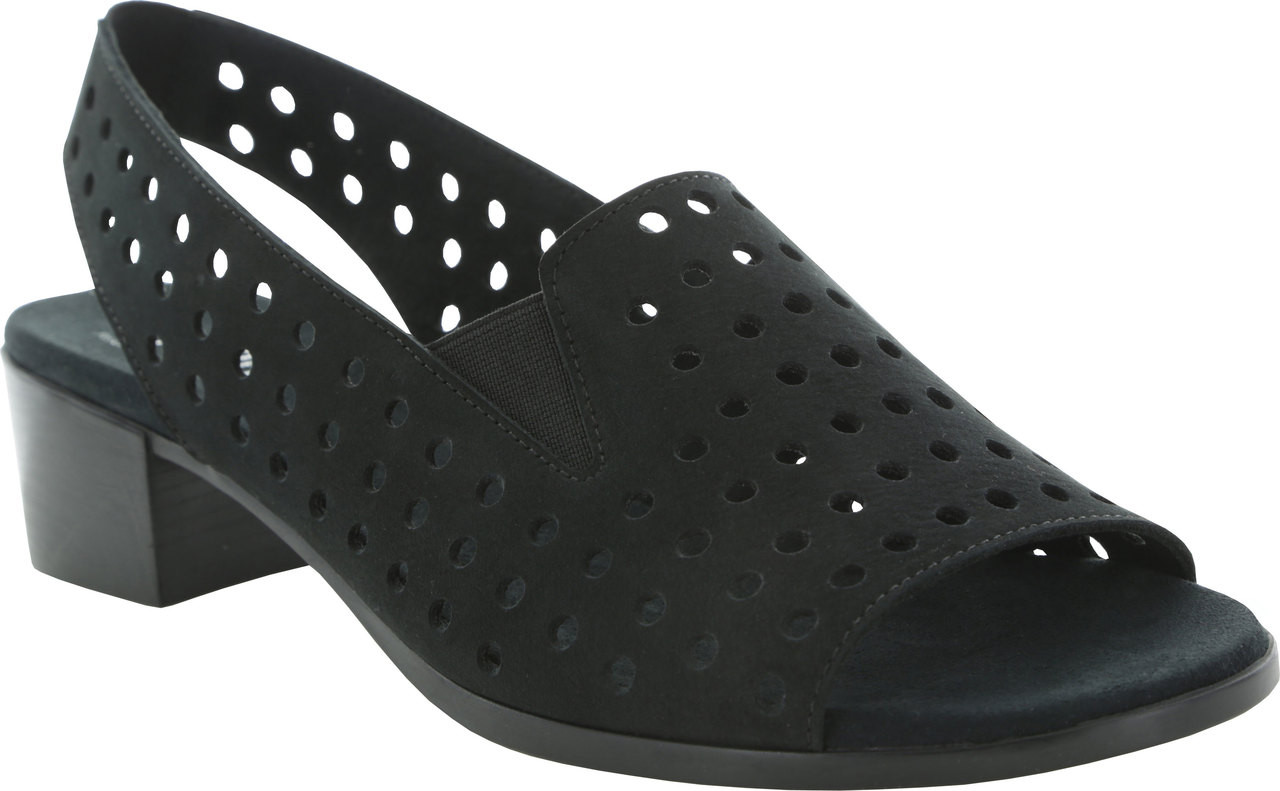 d81d1a8b8f08 Home · Women s · Shop By Style · Sandals  Munro Mickee. Black Nubuck