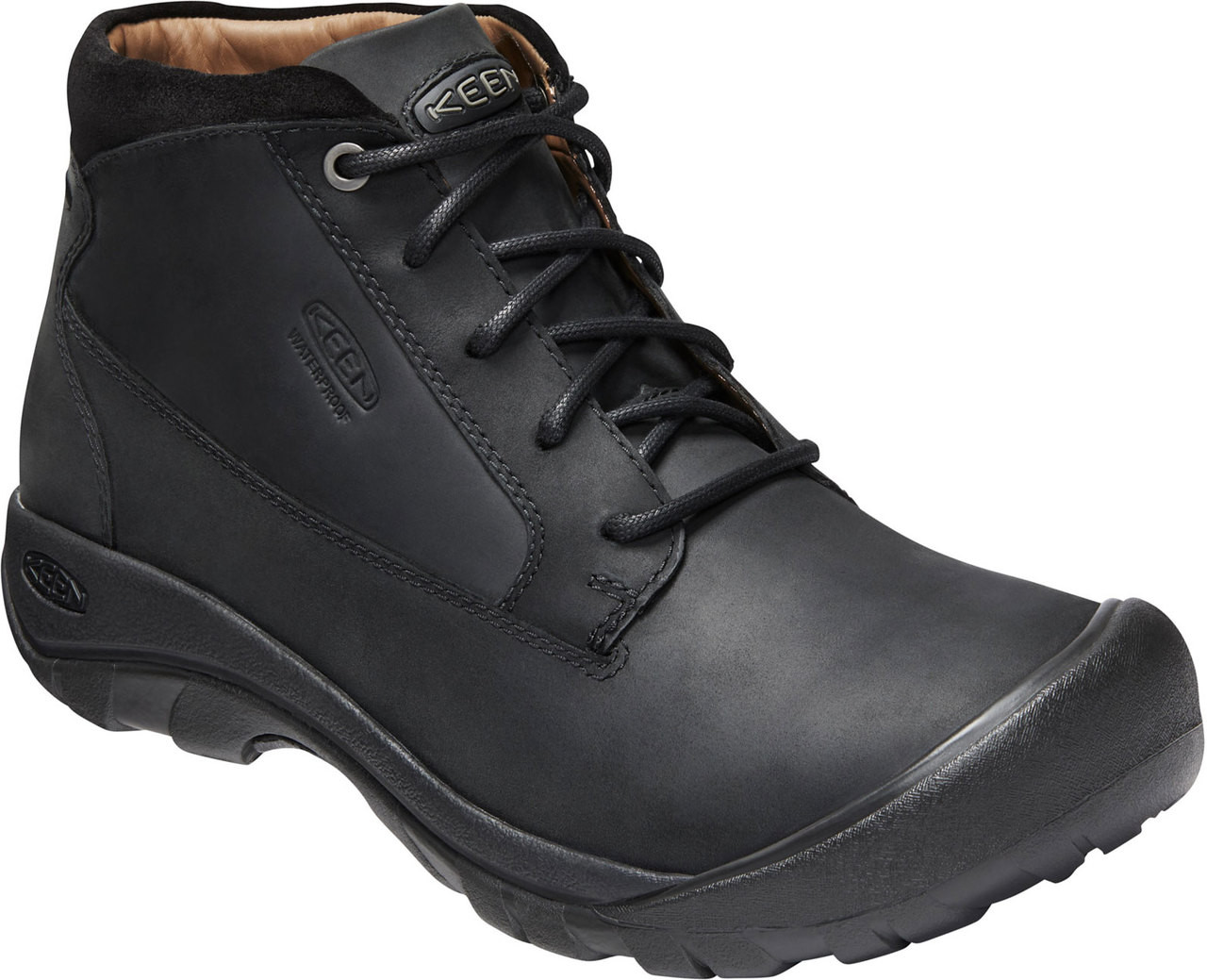 ec69ed9f414 Keen Men's Austin Casual Waterproof Boot
