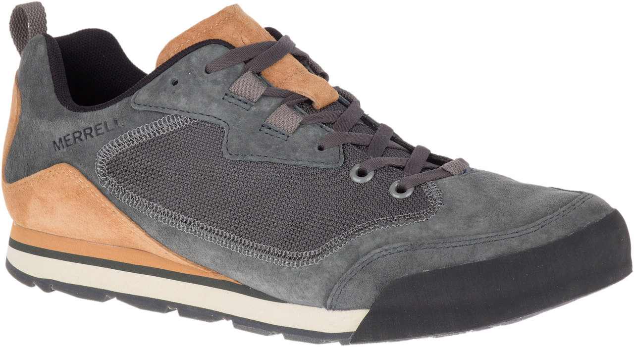 189c62f64921a Merrell Men's Burnt Rock Travel Suede - FREE Shipping & FREE Returns ...