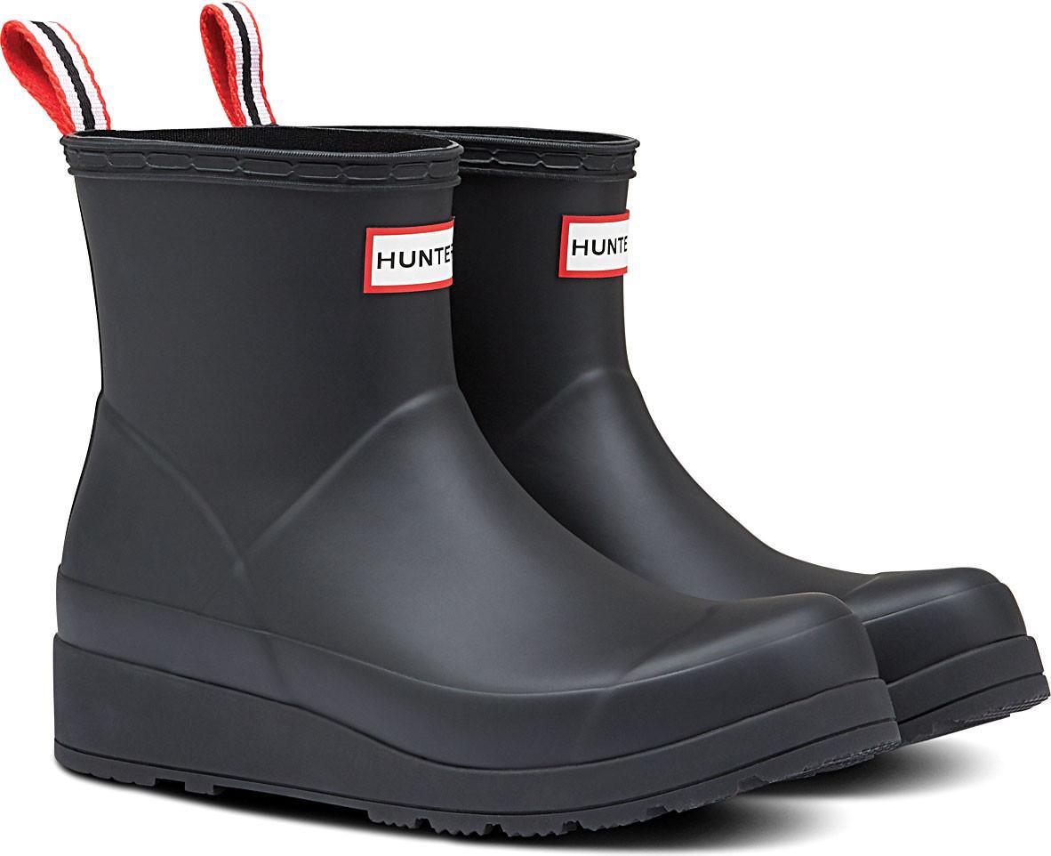 Short Rain Boots Women