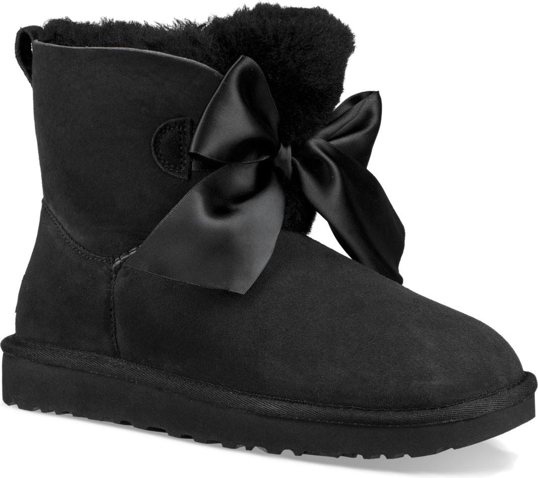 9290ea8dc UGG Women s Gita Bow Mini - FREE Shipping   FREE Returns - Women s Boots