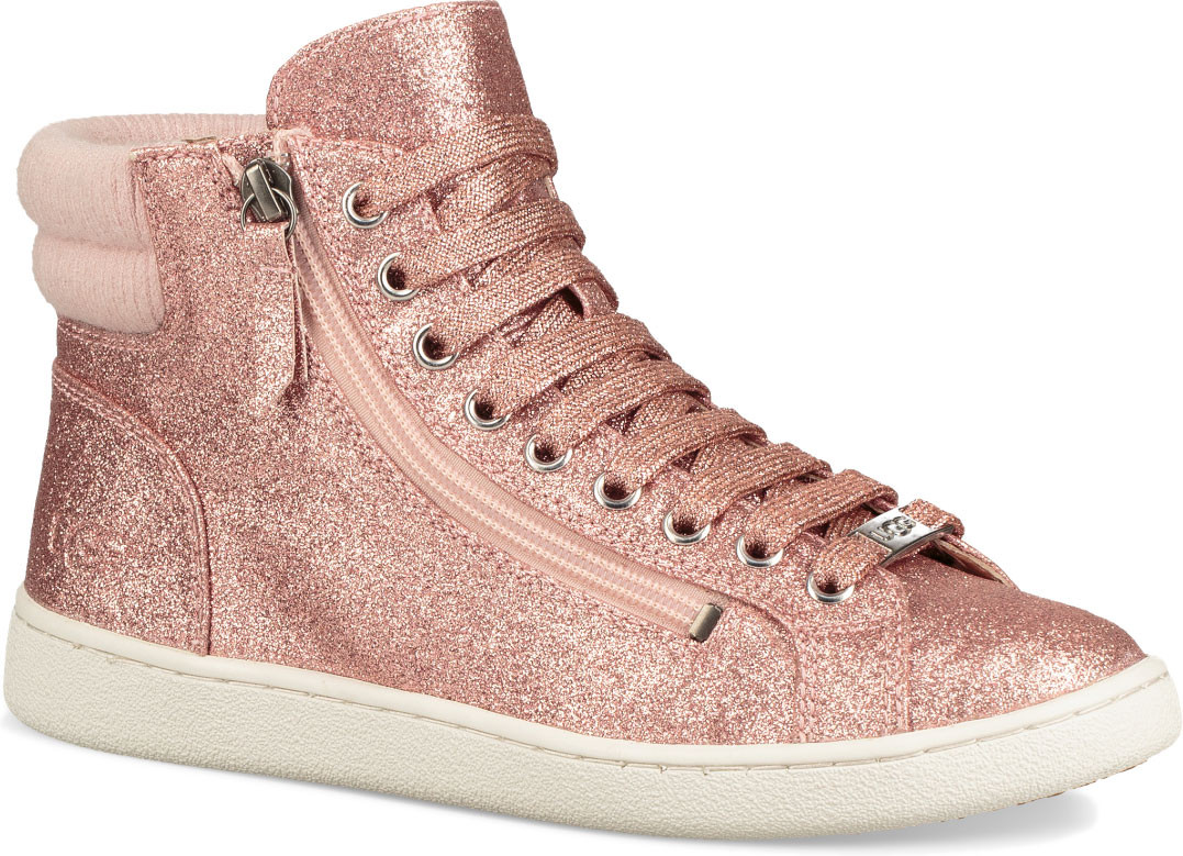 Home; UGG Women's Olive Glitter. Gunmetal. Gunmetal; Pink. AddThis Sharing Buttons