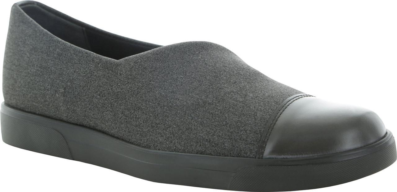 Grey Stretch Fabric