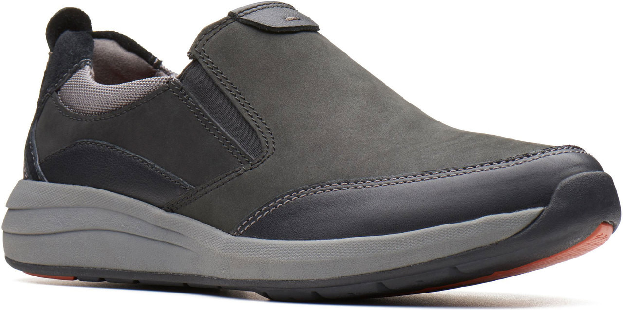 clarks leather walking shoes cheap online