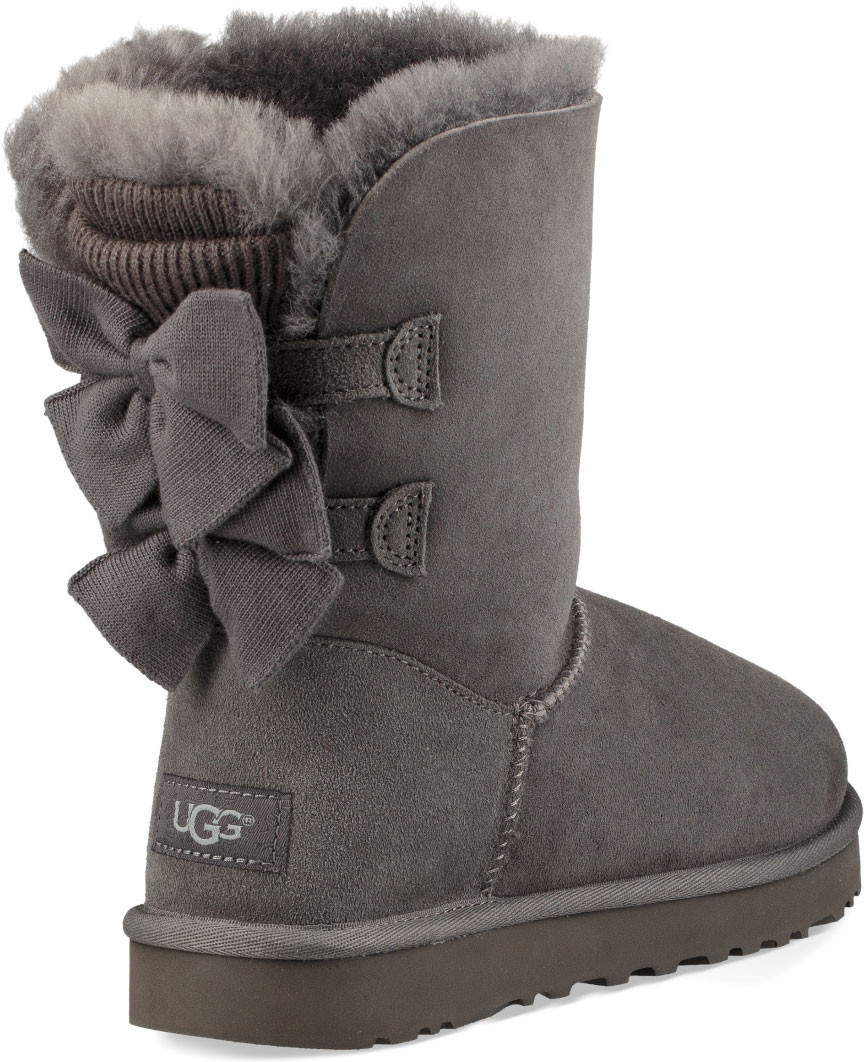 2019 year style- Boots ugg womens with bows