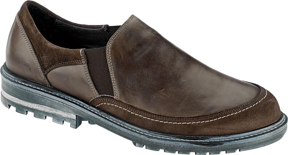 Vintage Fog Leather/Hash Suede