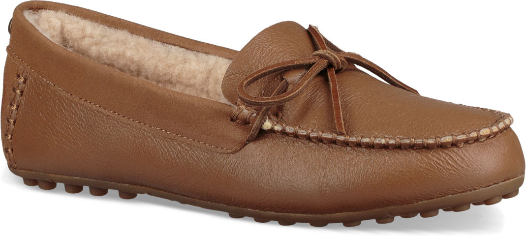 ceaf50ff606 UGG Women s Deluxe Loafer - FREE Shipping   FREE Returns - Women s ...
