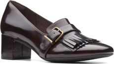 Aubergine Patent Leather