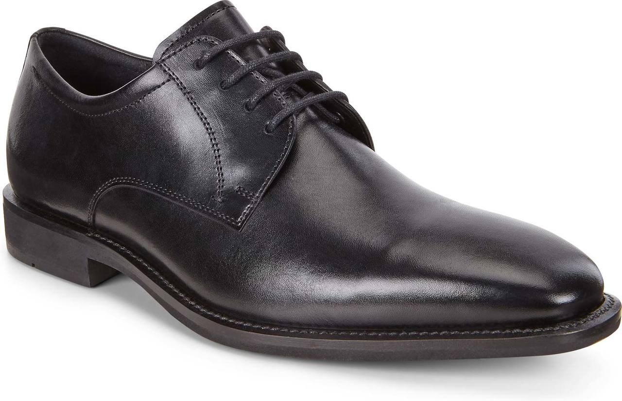 c0450e4a23 ECCO Men's Calcan Plain Toe Tie