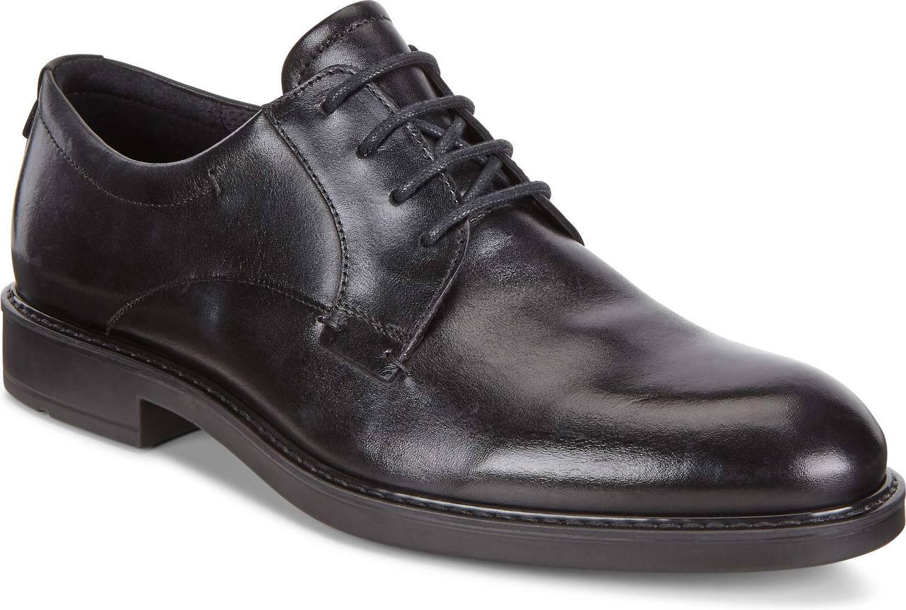 ECCO Men's Vitrus III Plain Toe Tie
