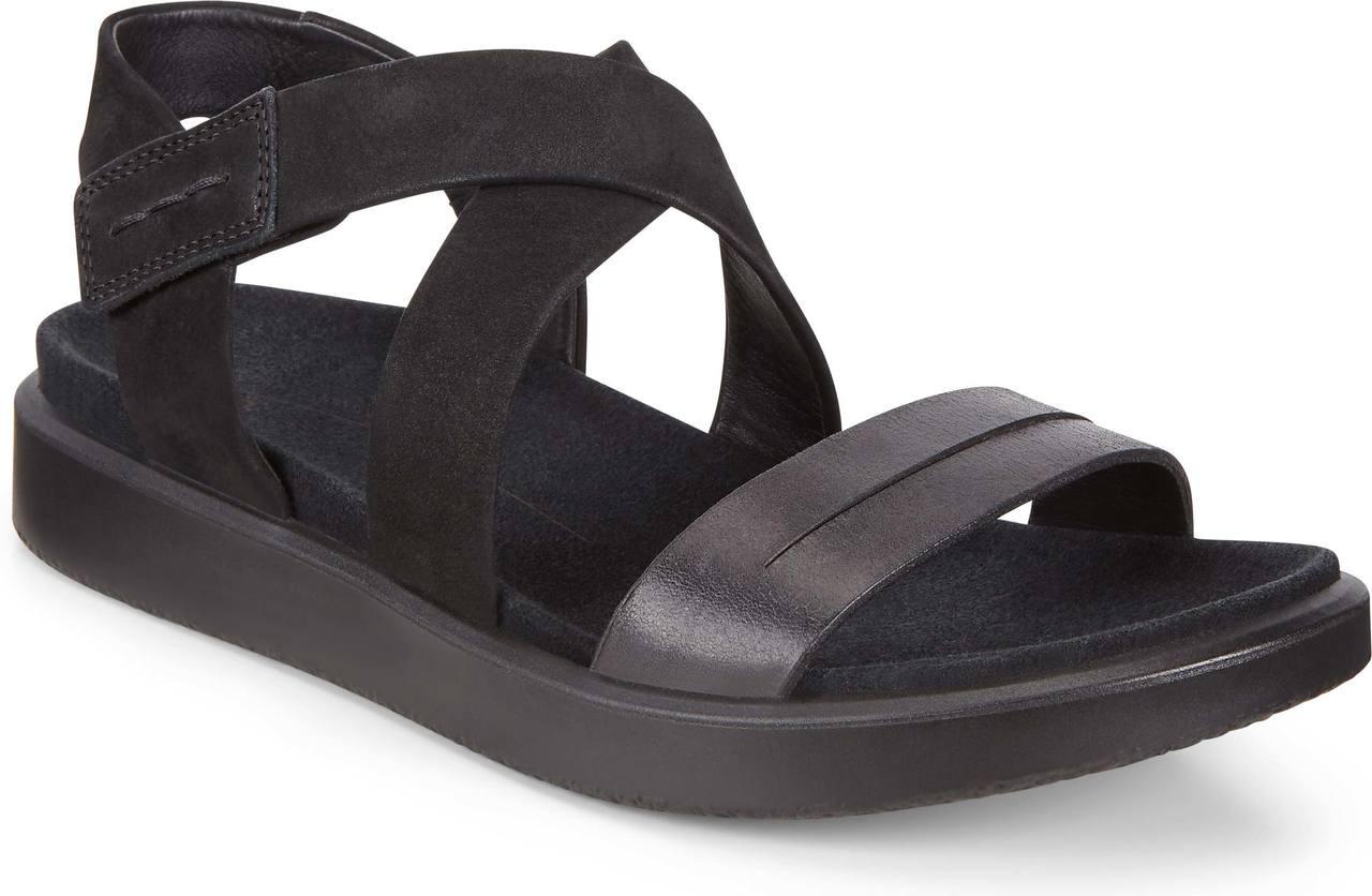 ecco cheap shoes free shipping, ECCO Touch Sandal Black