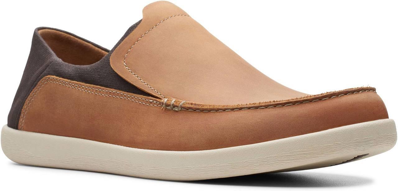 Tan Oily Leather