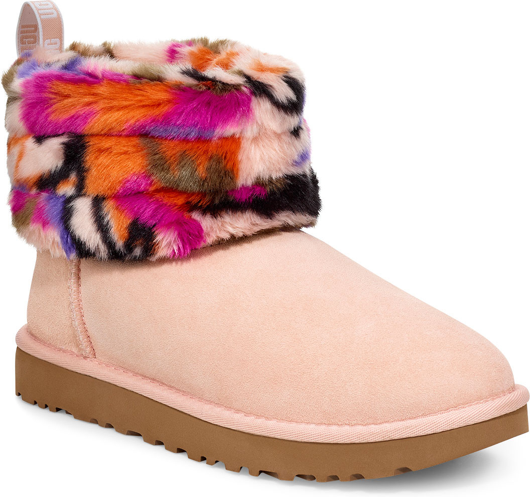 b973291f641 UGG Women's Fluff Mini Quilted Motlee