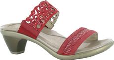 Brick Red Nubuck/Red/Bronze Micro