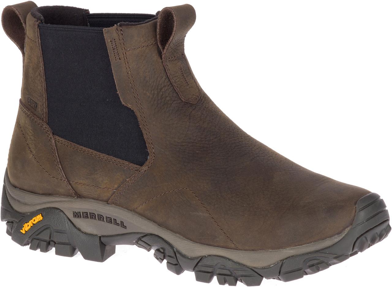 merrell moab adventure chelsea boot vs