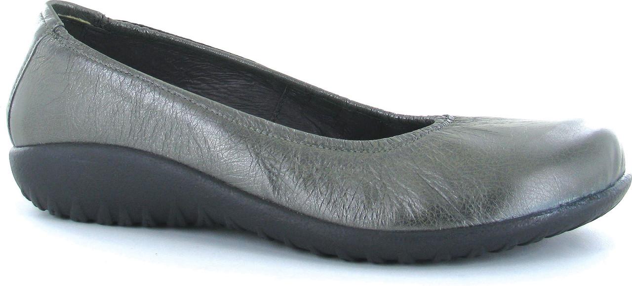 Crinkle Steel Leather