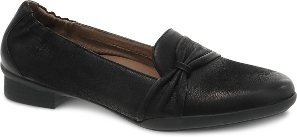 Black Burnished Nubuck