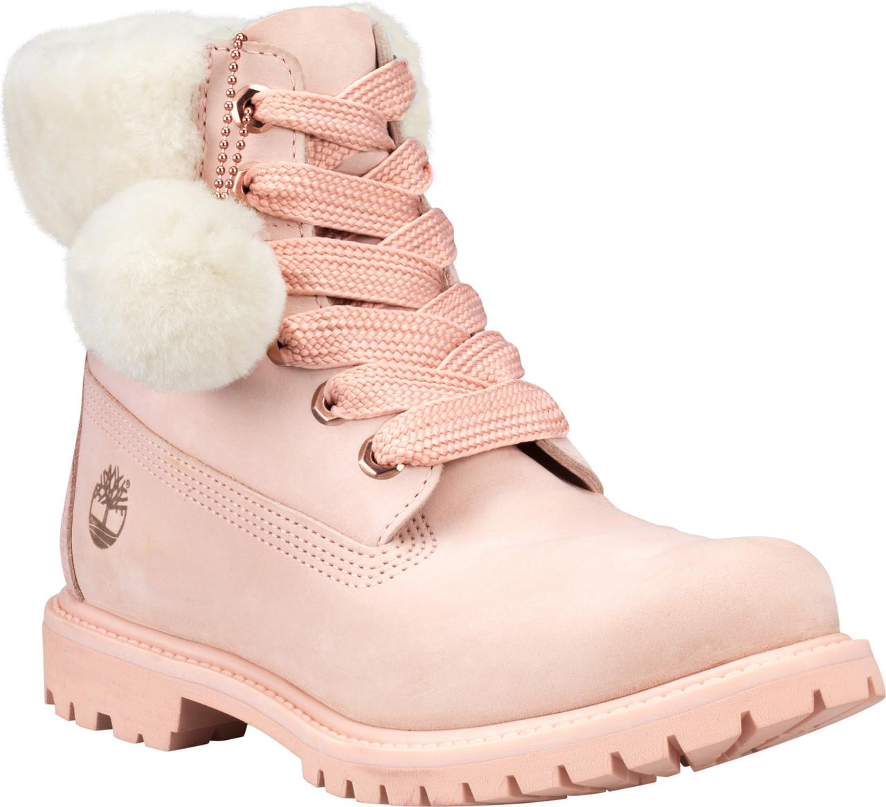 Light Pink Nubuck