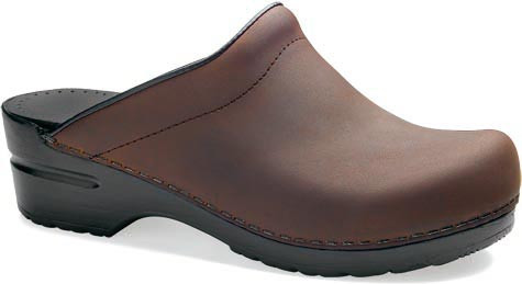 3dcccbe675e Home · Women s · Shop By Style · Clogs   Mules  Dansko Sonja. Antique Brown  Oiled. Antique Brown Oiled  Black Cabrio Leather ...