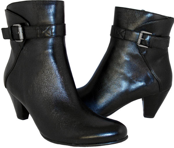 4164cae12b5 Home · Women s Clearance Shoes · Boots  ECCO Women s Hope 65 MM (Available  in Multiple colors). Black