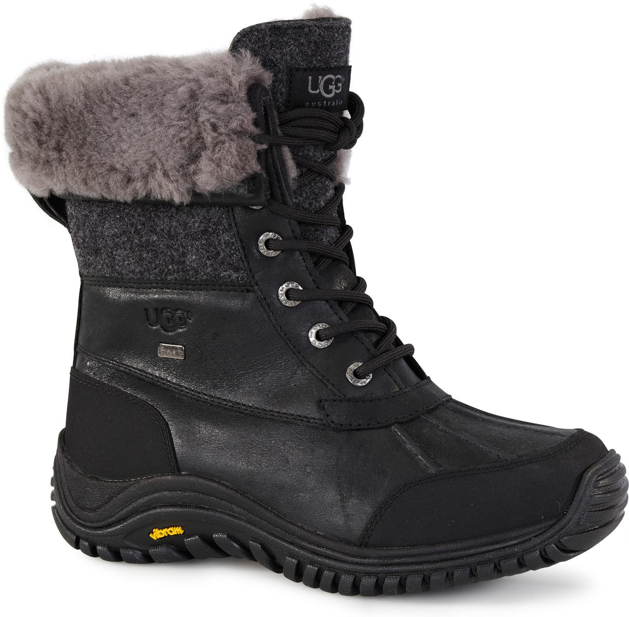 ... UGG Women's Adirondack Boot II. Black
