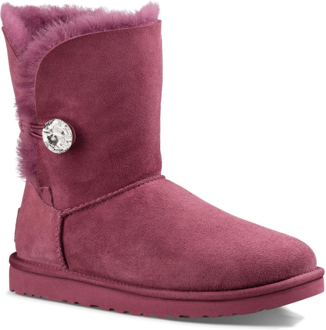 ... UGG Women's Bailey Button Bling. Black. Black; Black TL; Bougainvillea TL ...