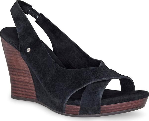 397f384aa6a UGG Australia Women s Hazel II - Wedge Sandals