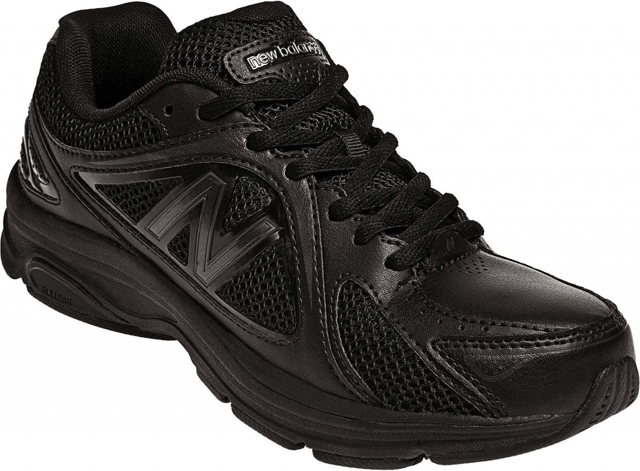 New Balance Ww Womens Shoes Black
