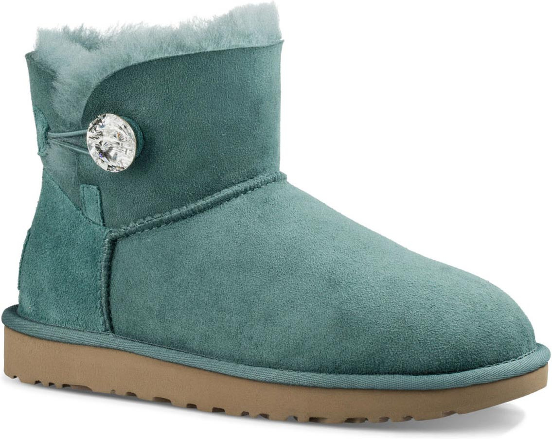 3df6c94612b UGG Women's Mini Bailey Button Bling