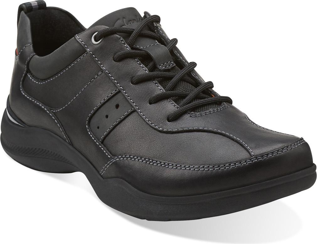 Mens Clark S Wave  Shoes