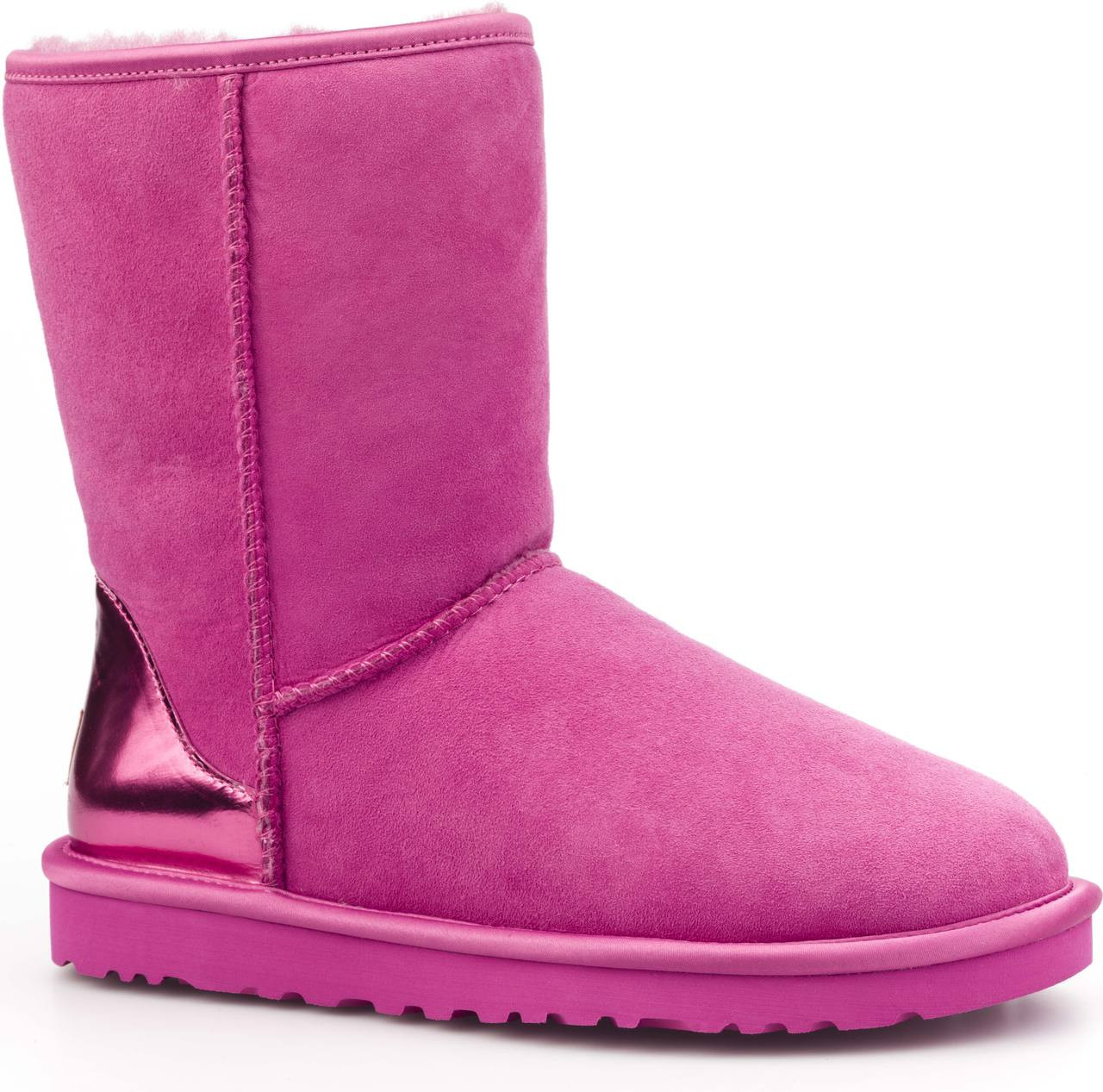 pink short uggs womens