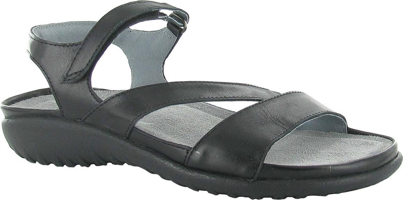 Black Madras Leather