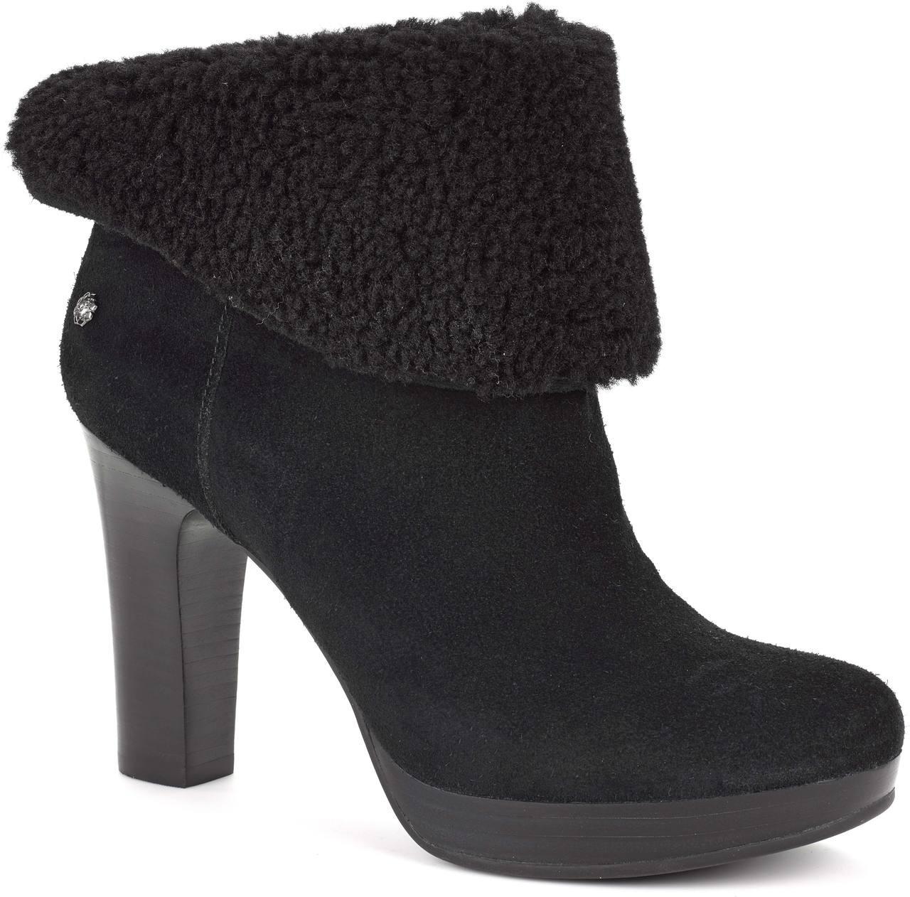 8884b1429ab Ugg Australia Dandylion Block Heel Ankle Boots - cheap watches mgc ...