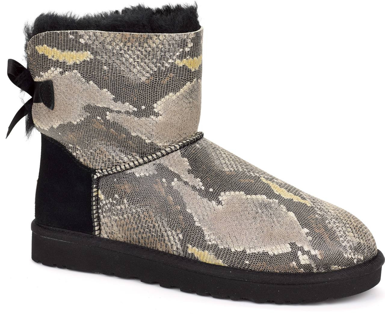 c8a29acb635 new zealand ugg mini bailey bow snake 676cf 56de7