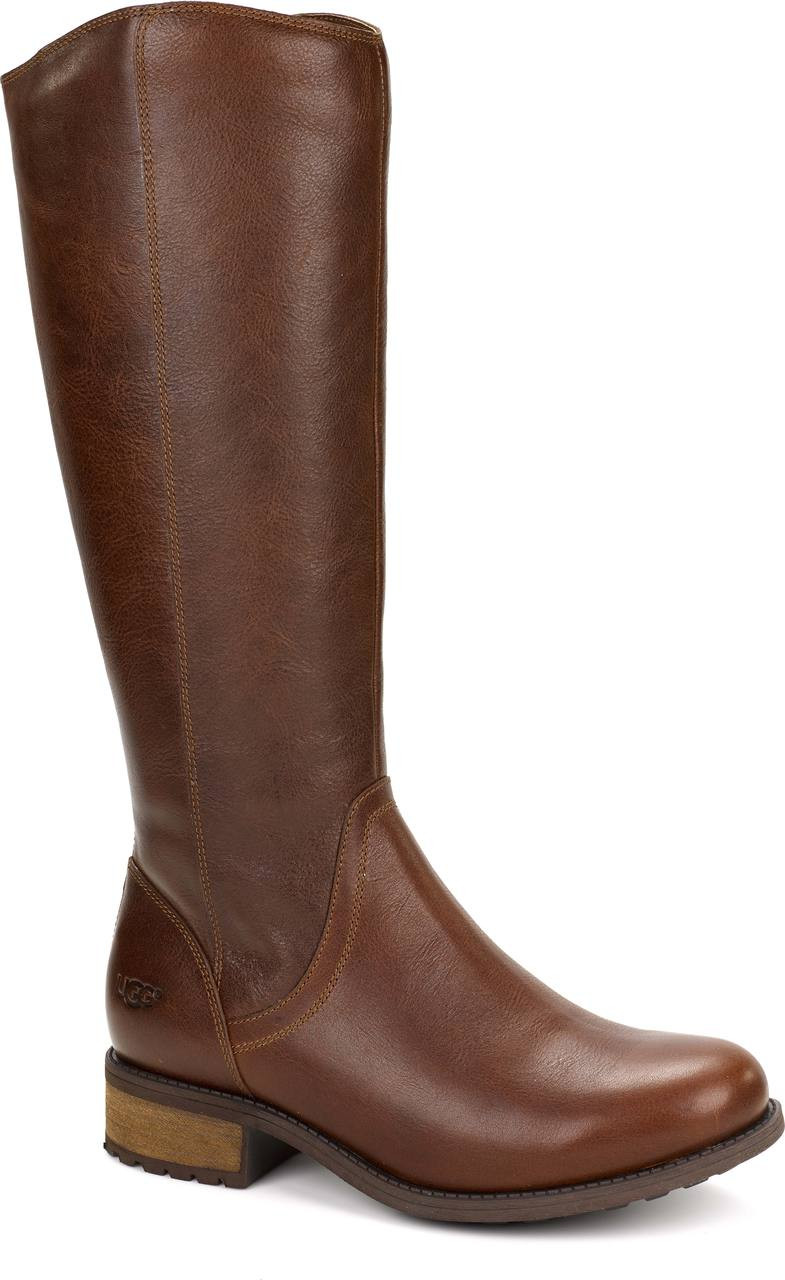 919127a9df9 ... Boots  UGG Australia Women s Seldon. Black Leather · Black Leather ·  Black Water Resistant Leather · Dark Chestnut Leather ...