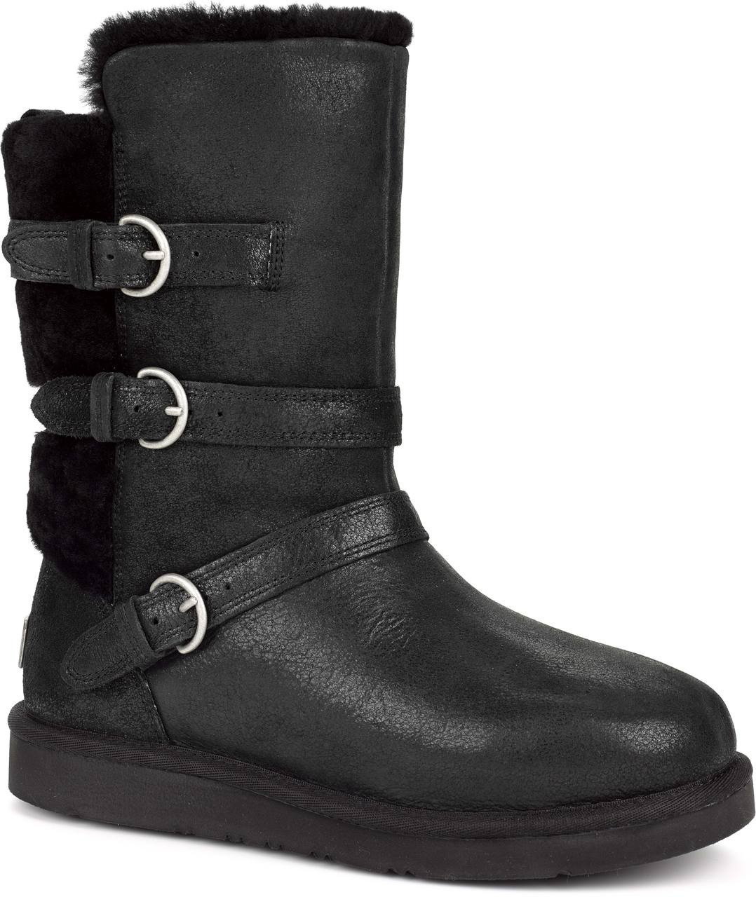 ebe7d1e31f1 Womens Ugg Australia Black Becket Boots - cheap watches mgc-gas.com