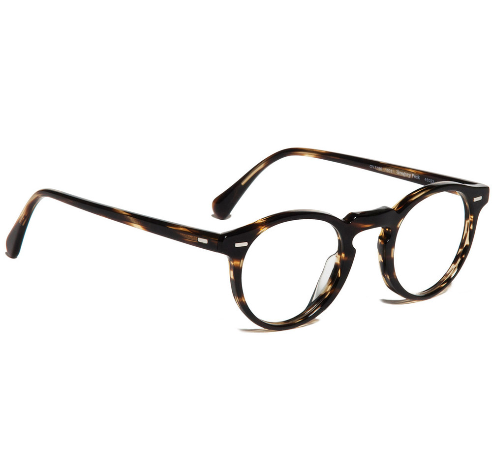 Oliver Peoples Gregory Peck Cocobolo Sir Jack S