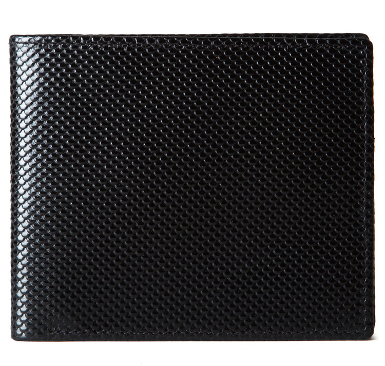Sir Jack's Black Carbon Fibre Wallet