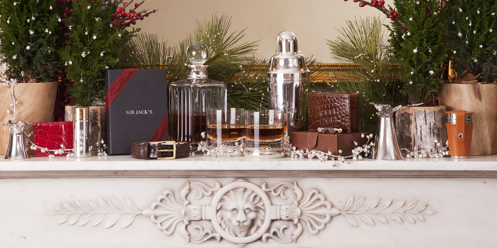 luxury holiday gifts